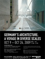 Ausstellung Germany´s Architecture, Kunsthalle Platoon, Seoul